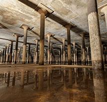basement slab waterproofing systems