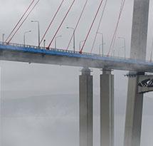 bridge deck waterproofing system
