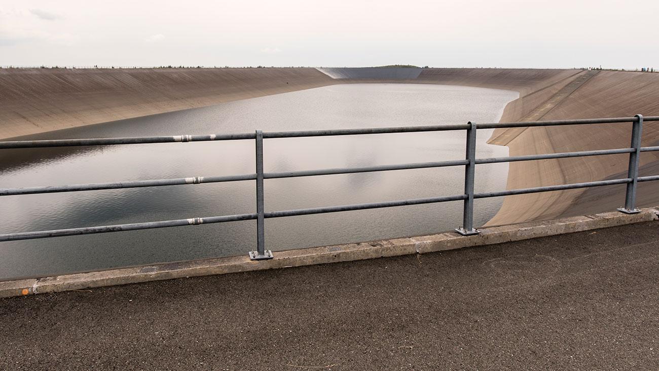 waterproofing concrete water tanks