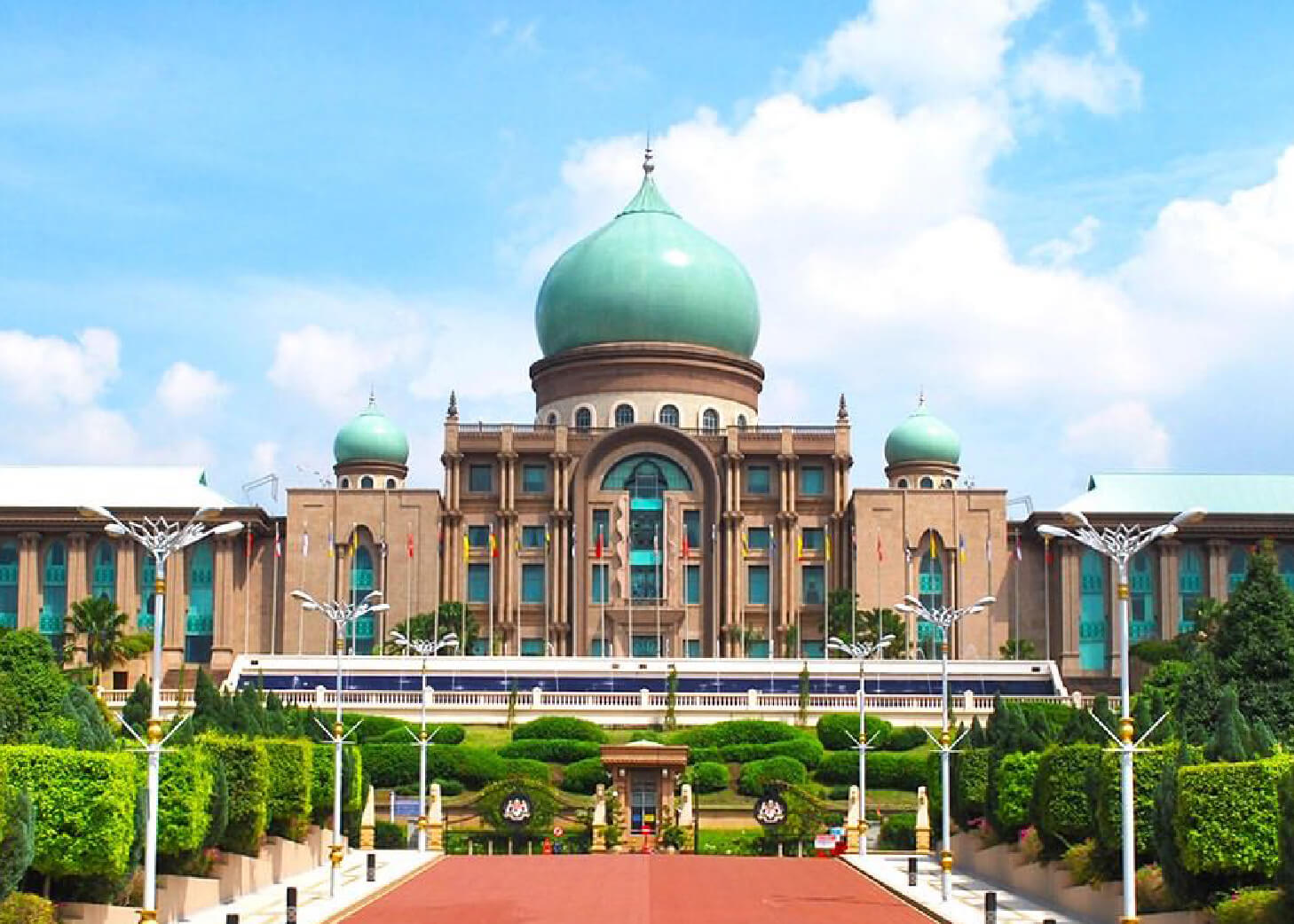 Our Waterproofing Specialist Experience in Putrajaya, The Prime Minister Office